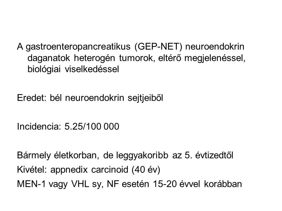 neuroendokrin rák jól mets