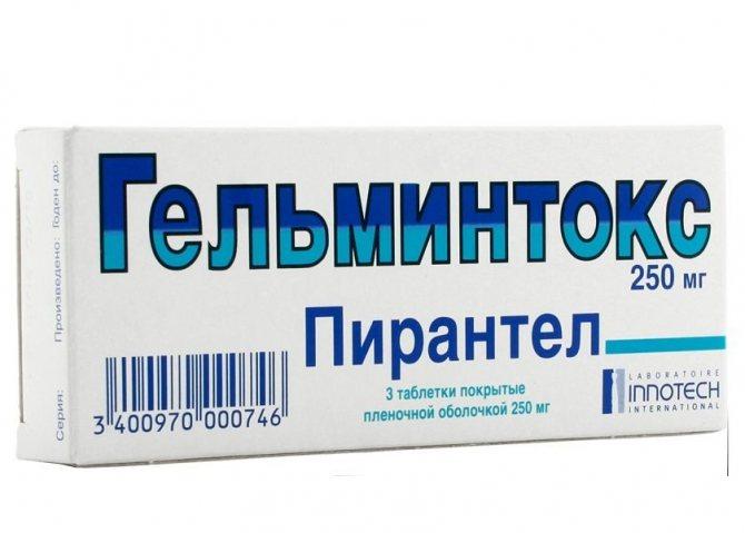 ami helmintox gyermekek bélparazitáinak gyógymódjai