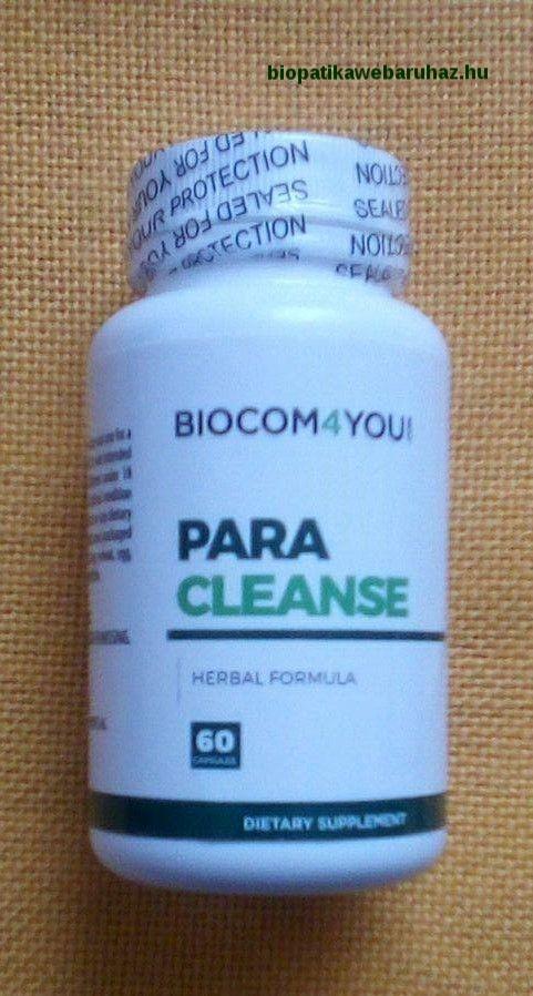 tanácsolja a gyógyszert paraziták ellen