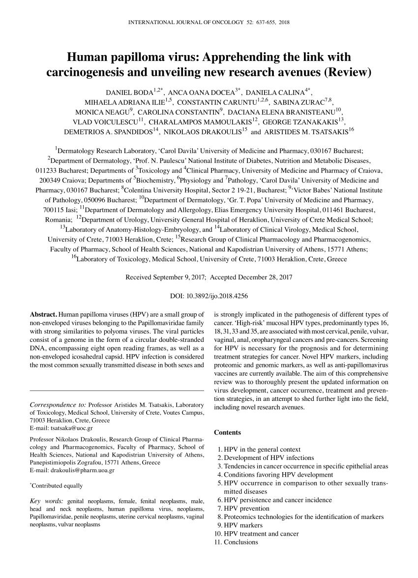 hpv vírus gyógynövényei